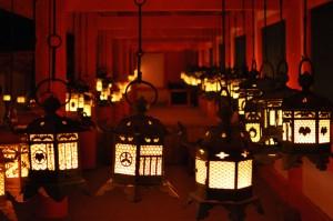 節分、東大寺での豆まきイベントの様子をご覧ください